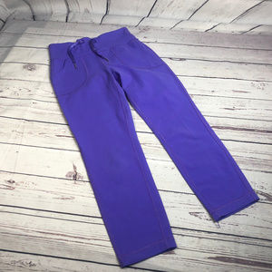 GUC purple Lululemon pants